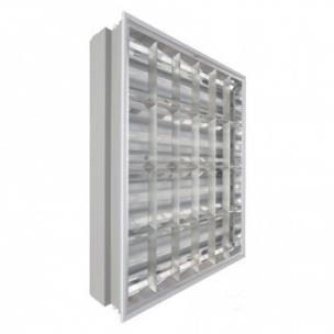 Светильник светодиодный с лампами Т8 на основе ЛВО-CSVT 4x18