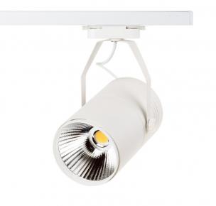 Трековый светодиодный светильник QL-N04-R-30-WH-AW 4000