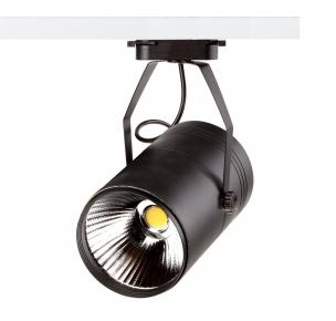 Трековый светодиодный светильник QL-N04-R-30-BL-AW 4000