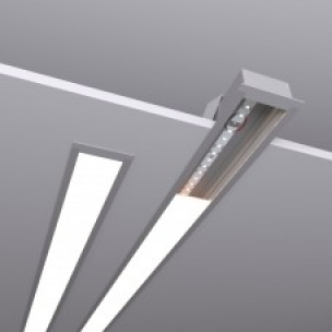 Встраиваемый светодиодный профильный светильник  Lpv-3250-2
